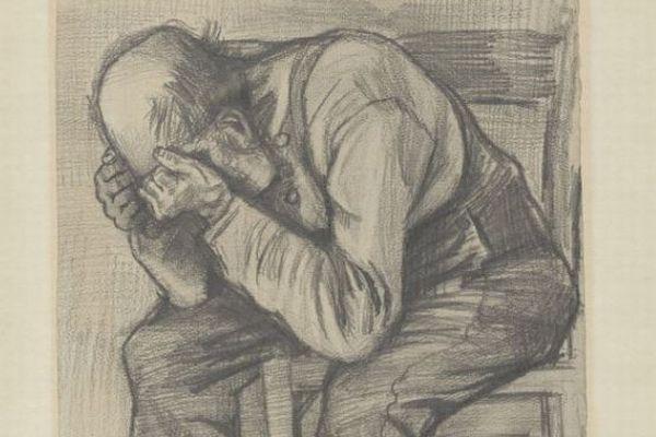 オランダでゴッホの新たなスケッチ画を発見、初期の頃に描かれた可能性