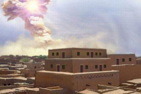 ソドムとゴモラの逸話は本当か?ヨルダンの古代都市で大気爆発の痕跡を発見