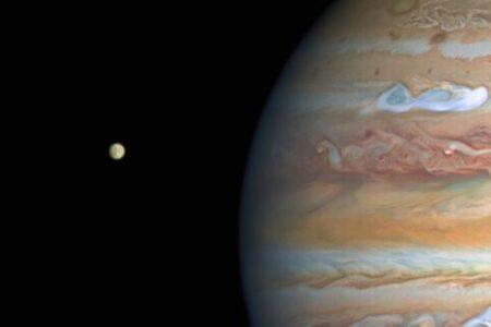 木星の衛星「エウロパ」の大気に水蒸気を確認、ハッブル宇宙望遠鏡で観測