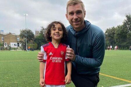 「リトル・メッシ」と呼ばれる4歳の少年、「アーセナルFC」にスカウトされる