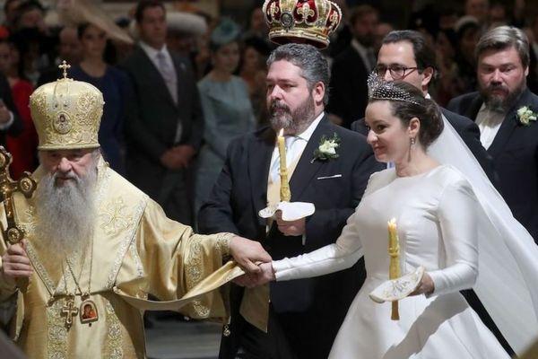 【ロマノフ王朝】ロシア皇帝の子孫が国内で結婚式を挙げる