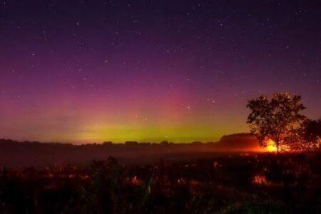 アメリカやカナダの各地でオーロラを観測、美しい映像の数々