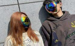 日本で売られている顔面サングラスが、海外で話題に
