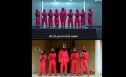 世界的ヒットの韓国ドラマ『イカゲーム』、そのシーンをチープに再現したナイジェリア版が面白い